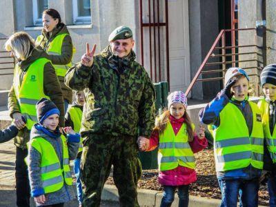 Saugi išvyka į Ruklą, Kunigaikščio Vaidoto motorizuotąjį pėstininkų batalioną